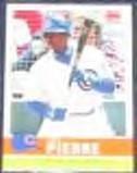 2006 Fleer Tradition Juan Pierre #57 Cubs
