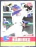 2006 Fleer Tradition Aramis Ramirez #56 Cubs