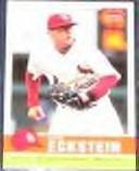2006 Fleer Tradition David Eckstein #52 Cardinals