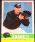 2006 Fleer Tradition A.J. Burnett #35 Blue Jays