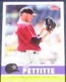 2006 Fleer Tradition Andy Pettitte #22 Astros