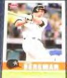 2006 Fleer Tradition Lance Berkman #20 Astros
