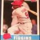 2006 Fleer Tradition Chone Figgins #16 Angels