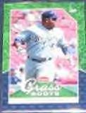 2006 Fleer Tradition Grass Roots Carlos Lee #GR16