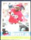 2006 Fleer Tradition Ken Griffey Jr. #154 Reds