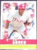 2006 Fleer Tradition Bobby Abreu #128 Phillies