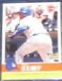 2006 Fleer Trad. Rookie Matt Kemp #111 Dodgers