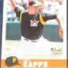 2006 Fleer Trad. Rookie Matt Capps #136 Pirates