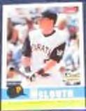 2006 Fleer Trad. Rookie Nate McLouth #138 Pirates