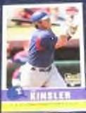 2006 Fleer Trad. Rookie Ian Kinsler #146 Rangers