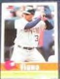 2006 Fleer Tradition Jose Vidro #109 Nationals