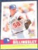 2006 Fleer Trad. Rookie Chad Billingsley #70 Dodgers