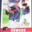 2006 Fleer Trad. Rookie Jeremy Sowers #85 Indians
