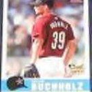 2006 Fleer Trad. Rookie Taylor Buchholz #92 Astros