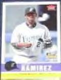 2006 Fleer Trad. Rookie Hanley Ramirez #98 Marlins