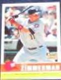 2006 Fleer Trad. Rookie Ryan Zimmerman #113 Nationals