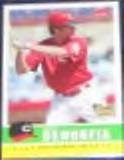 2006 Fleer Trad. Rookie Chris Denorfia #159 Reds