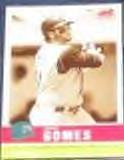2006 Fleer Tradition Sepia Jonny Gomes #63 Devil Rays