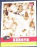2006 Fleer Tradition Sepia Bronson Arroyo #157 Reds