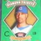 2006 Fleer Trad. Diamond Tribute Derrek Lee #DT5 Cubs