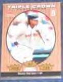 2006 Fleer Trad. Triple Crown Manny Ramirez #TC3
