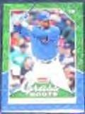 2006 Fleer Tradition Grass Roots Derrek Lee #GR4 Cubs
