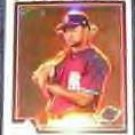 2004 Topps Chrome Rookie Omar Falcon #211 Padres