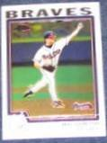 2004 Topps Chrome Mike Hampton #104 Braves