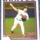 2004 Topps Chrome John Smoltz #45 Braves