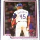 2004 Topps Chrome Kelvim Escobar #68 Blue Jays