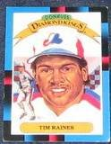 1988 Donruss Diamond Kings Tim Raines #2 Expos