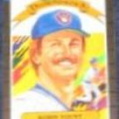 1989 Donruss Diamond Kings Robin Yount #5 Brewers