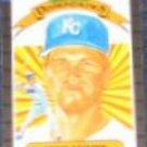 1989 Donruss Diamond Kings Kevin Seitzer #10 Royals