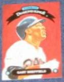 1993 Donruss Diamond Kings Gary Sheffield #DK-21 Padres