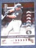 2001 Playoff Absolute Harold Baines #30 White Sox