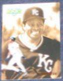 1993 Pinnacle Idols Danny Tartabull #478