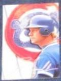 1992 Studio Steve Buechele #8 Cubs