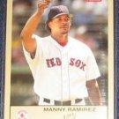 2005 Gray Back Manny Ramirez