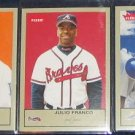 2005 Gray Back Julio Franco