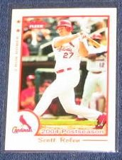 2005 Postseason Scott Rolen