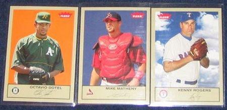 2005 Gray Back Mike Matheny