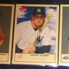 2005 Fleer Tradition Jason Giambi #35 Yankees