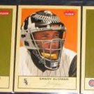 2005 Fleer Tradition Sandy Alomar #34 White Sox
