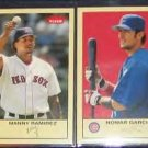 2005 Fleer Tradition Manny Ramirez #49 Red Sox