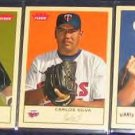 2005 Fleer Tradition Eric Hinske #20