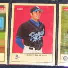 2005 Fleer Tradition David DeJesus #104