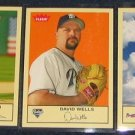 2005 Fleer Tradition David Wells #217
