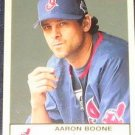 2005 Fleer Tradition Aaron Boone #224 Indians