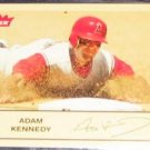2005 Fleer Tradition Adam Kennedy #159 Angels