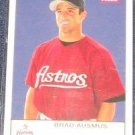 2005 Fleer Tradition Brad Ausmus #244 Astros